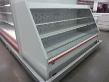 2016 Hill Phoenix 8' Remote 04Um8 Red Meat Dairy Deli Led Grocery Cooler Case