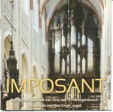 Orgel - W.v. M.Reger;J.Alain;M.Pirenne;E.Gigout; u.a./Kathedrale s-Hertogenbosch
