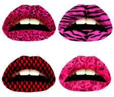 20 different lips  Design Nail Art Manicure Tips Sticker Decal DIY Decoration