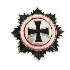 ww2 german military Knight Iron Cross Badge Medals Silver