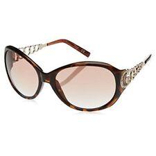 Gafas de sol de mujer mariposas marrón