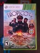 Tropico 4  (Microsoft Xbox 360, 2011) - Brand New & Factory Sealed Game