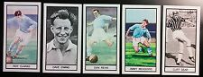 MANCHESTER CITY Lot of 5 Memory Lane UK trade cards REVIE SEAR +++