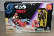 Swoop Biker With Swoop BikeStar Wars The Shadows Of The Empire 1996