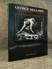 George Bellows : The Artist and His Lithographs, 1916-1924 by Jane E. Myers...