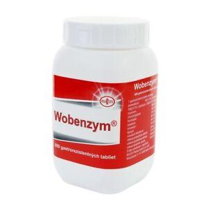 Wobenzym - 800 Tablets