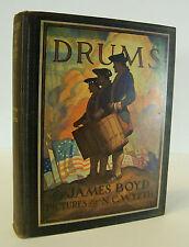 Drums by James Boyd - Illustrated by N. C. Wyeth - 1928