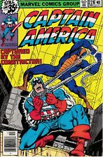 CAPTAIN AMERICA 228 VOL 1 Marvel Very Fine N/M Captain Verses Constrictor