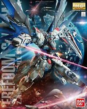Freedom Gundam Ver 2.0 Model Kit MG Mobile Suit SEED ZGMF-X10A 1/100 Bandai