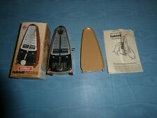 Vintage Wittner Taktell Piccolo wind up Metronome Made in Germany.