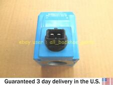 JCB BACKHOE- VICKERS 12V 30W SOLENOID COIL FLAT PIN (PART# 477/00824 02/124661)