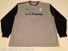 Crewe Alexandra 2003-04 Away (Long Sleeved) Shirt 46/48 (FFS000301)