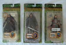 Lord Of the Rings Fellowship Of the Ring Toy Biz 12-Piece Action Figure Lot