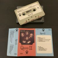 QUEEN - QUEEN II (RARE SAUDI CASSETTE TAPE) IMD-7482