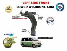 FOR NISSAN SERENA + VANETTE CARGO 1993-> LEFT SIDE LOWER WISHBONE SUSPENSION ARM