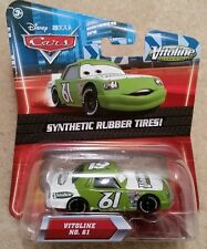 Disney Pixar Cars • Vitoline No. 61 • Kmart Exclusive Synthetic Rubber Tires