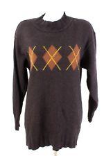 GOLFINO Pullover Gr. XL Angora-Wolle Pulli Strick Sweater Jumper