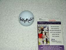 Bobby Nichols Hand Signed Top Flite Golf Ball JSA #Q08489 Autograph Signature