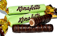 "Ukrainian Sweets ROSHEN Chocolate Candy ""Konafetto"" Cream Nut 1.7 lb/800g"