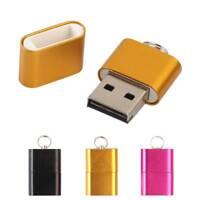NEW High Speed Nice Mini USB 2.0 Micro SD TF T-Flash Memory Card Reader Adapter
