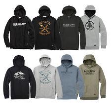 Burton Hoodie Sweat Hoodie Men's Casual Sweater Hoody