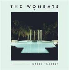 THE WOMBATS (U.K.) - GREEK TRAGEDY [SINGLE] NEW VINYL RECORD