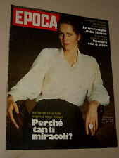 EPOCA=1977/1370=LIV ULLMANN=DIRETTORI D'ORCHESTRA=SERRADARCE VOLVERA MIRACOLI=