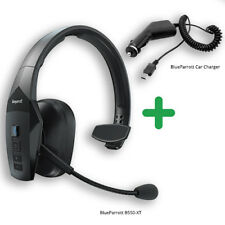 BlueParrott B550-XT with MicroUSB-CarCharger Bluetooth Headset