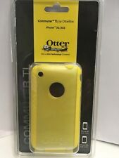 Otterbox CommuterTL Yellow Case Dual Layer Hard Cover for iPhone 3GS/3G NEW