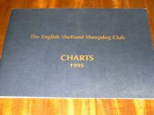 More details for large rare shetland sheepdog dog pedigree charts book 1995 felicity rogers