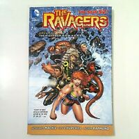 THE RAVAGERS Volume 1: The Kids from Nowhere (TPB, 2013) Howard Mackie DC Comics
