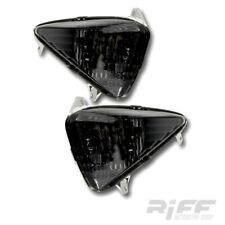 LED Front Blinker vorne Honda CBF 600 S PC38 PC39 PC43 schwarz getönt smoked