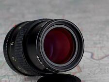 SONNAR PRAKTICAR 3.5/135 PB mount lens CARL ZEISS JENA GDR