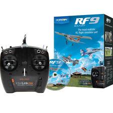 Real Flight RF9 Flight Simulator Horizon Hobby Edition w/InterLink DX Controller