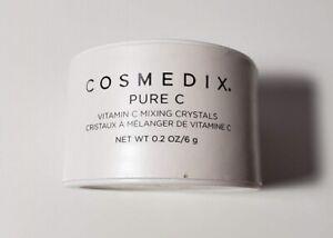 COSMEDIX Pure C Vitamin C Mixing Crystals 0.2 oz./6g NEW