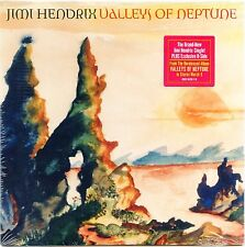 "JIMI HENDRIX - VALLEYS OF NEPTUNE 7"" VINYL SEALED LIMITED FREE U.S. SHIPPING"