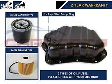 FOR NISSAN XTRAIL T30 2.2 DCi ENGINE OIL WET SUMP PAN FILTER 11110AD210 YD22DDT