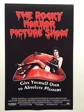 The Rocky Horror Picture Show Theatrical Release 11x17 Movie Poster (1975)