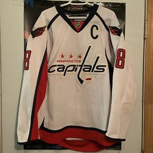 Washington Capitals Jersey Reebok NHL Alex Ovechkin #8