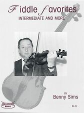 Fiddle Favorites Instuction Book: Intermediate Violin Instruction and More