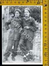 Militare RSI Repubblica Sociale anni70 200copie  J 442  Decima X Mas due marò