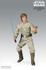 Star Wars~Luke Skywalker~Rebel Commander: Bespin~Sixth Scale Figure~Sideshow~Mib