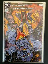Transformers 84' 1 Cover A High Grade IDW Comic Book CL88-186