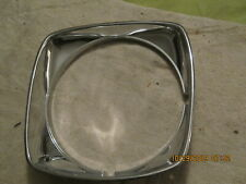 1973-1974-1975 BUICK CENTURY, REGAL RIGHT HAND HEADLIGHT BEZEL-PART NO. 1240746