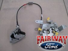 97 thru 03 F-150 OEM Ford Passenger RH Rear Door Lower Latch Extended Super Cab