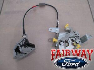 97 thru 03 F-150 OEM Ford Passenger RH Rear Door Lower Latch Extended Super Cab