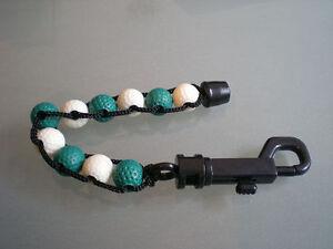 Zählkette grün-weiß  Bead Counter     vom PGA Pro
