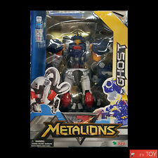 METALIONS GHOST Scorpio Aries Transformers Robot Figure Set Young Toys