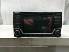 Audio Equipment Radio Receiver Am-fm-stereo-cd Fits 17 SENTRA 364555(Fits: Nissan)