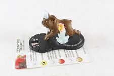 Heroclix Marvel Chaos War Lockjaw & Hairball 052 SR Super Rare